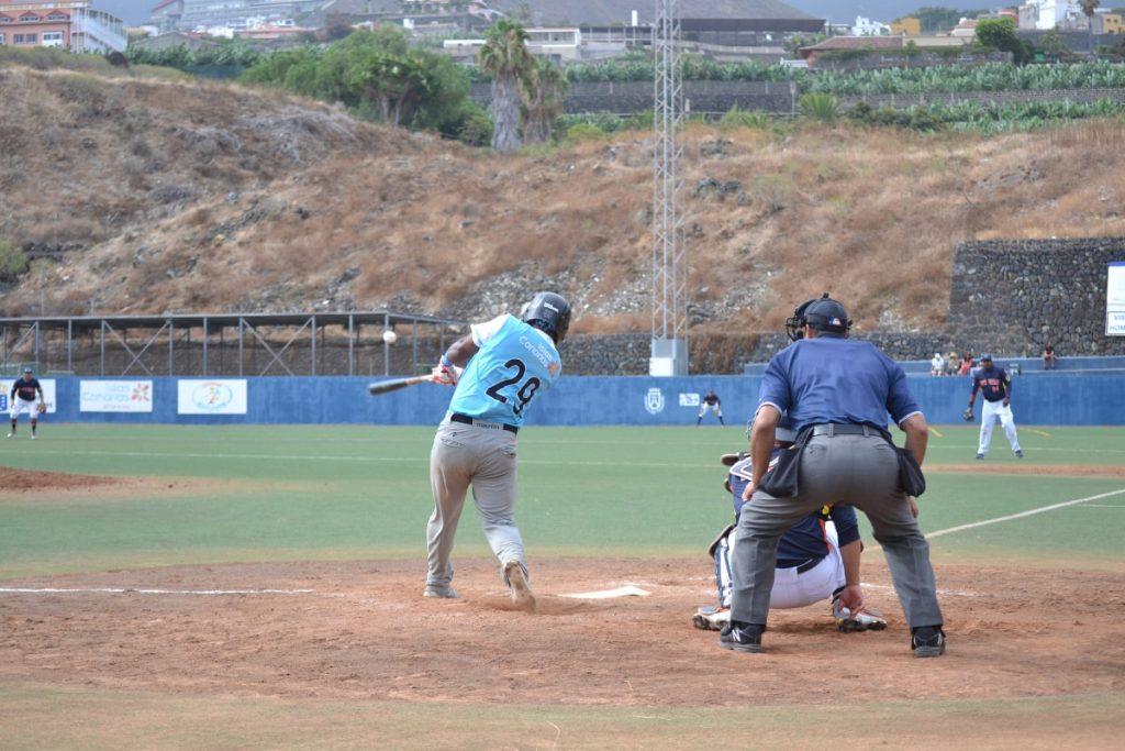 Segundo-partido-de-play-off-final-de-la-Spanish-Baseball-League