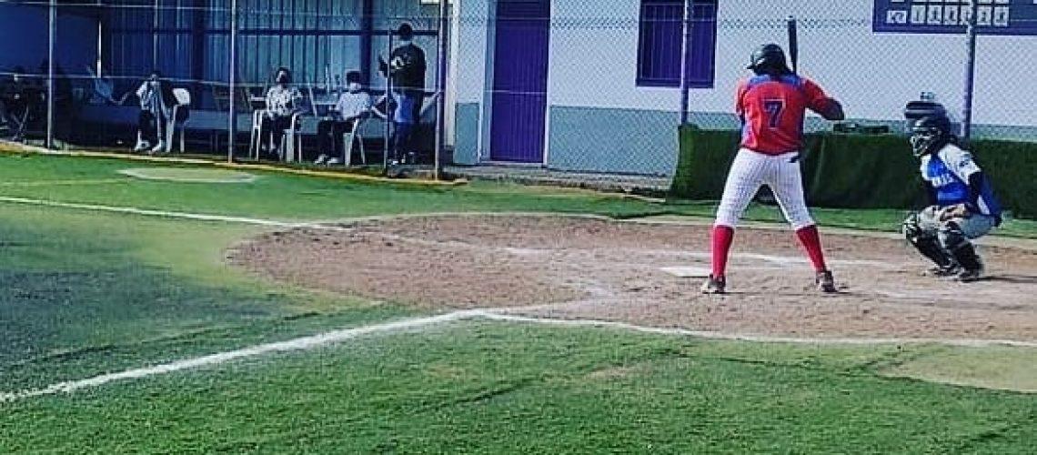Liga sofbol modificado